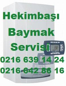 Hekimbaşı Baymak Servisi 0216 639 14 24 Baymak Hekimbaşı Servisi İletişim